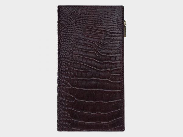 Стильный коричневый портмоне ATS-1615