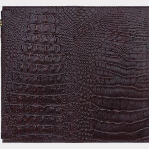 Стильный коричневый портмоне ATS-1615 216616
