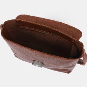 Удобный светло-коричневый женский клатч ATS-3884 210748