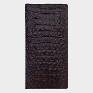 Неповторимый коричневый портмоне ATS-1616
