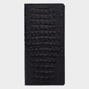 Неповторимый черный портмоне ATS-1617