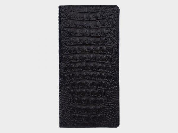 Модный черный портмоне ATS-1617