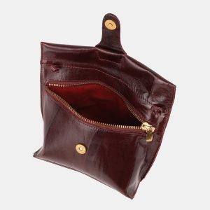 Кожаный женский клатч ATS-3889