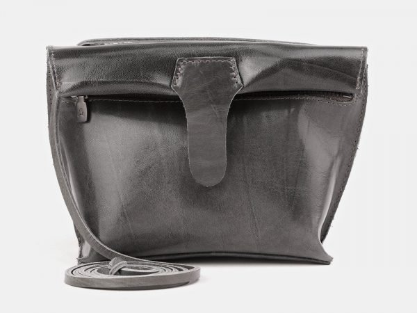 Функциональный серый женский клатч ATS-3891