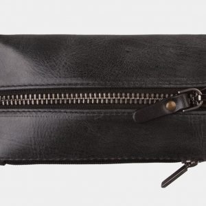 Неповторимый черный аксессуар с росписью ATS-1542 216671
