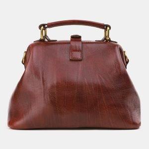 Неповторимая светло-коричневая сумка с росписью ATS-3920 210549