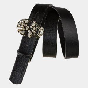 Модный черный женский модельный ремень ATS-1649 216570