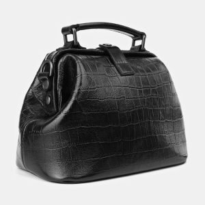 Уникальная черная женская сумка ATS-3918 210558