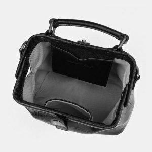Уникальная черная женская сумка ATS-3918 210560