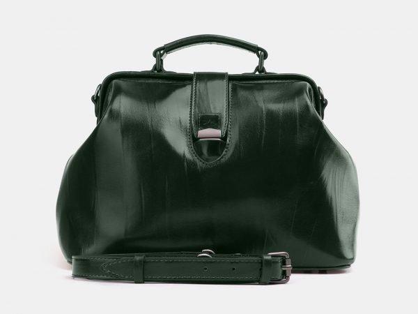 Модная зеленая женская сумка ATS-3924