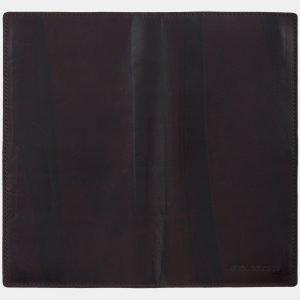 Неповторимый коричневый портмоне ATS-1669