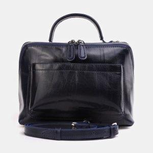 Неповторимая синяя женская сумка ATS-3061