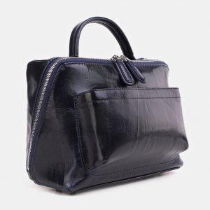 Неповторимая синяя женская сумка ATS-3061 213612