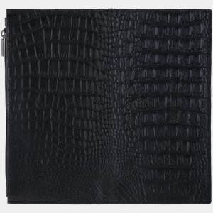 Удобный черный портмоне ATS-1713 216498