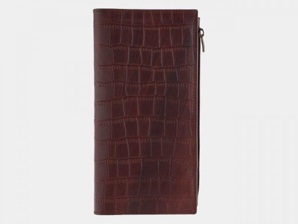 Солидный светло-коричневый портмоне ATS-1715