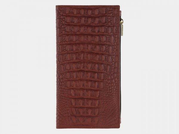 Модный коричневый портмоне ATS-1716
