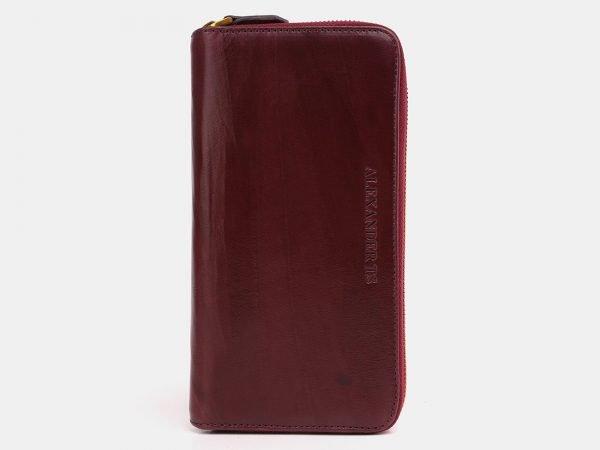 Стильный светло-коричневый портмоне ATS-3926