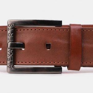 Модный светло-коричневый мужской джинсовый ремень ATS-3942 210452