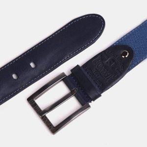 Неповторимый синий мужской джинсовый ремень ATS-3949 210423