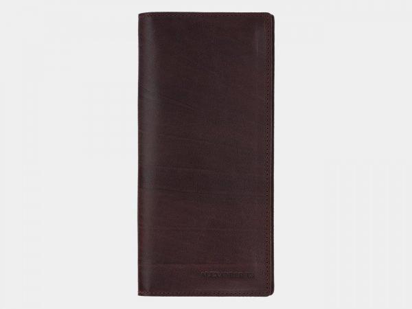 Деловой коричневый кошелек ATS-1722