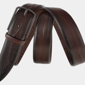 Уникальный коричневый мужской классический ремень ATS-1776 216330