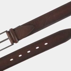 Уникальный коричневый мужской классический ремень ATS-1776 216329