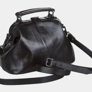 Уникальная черная женская сумка ATS-838 217088