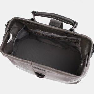 Неповторимая серая сумка с росписью ATS-3932 210492
