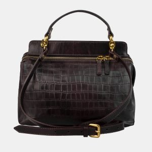 Уникальная коричневая женская сумка ATS-3163