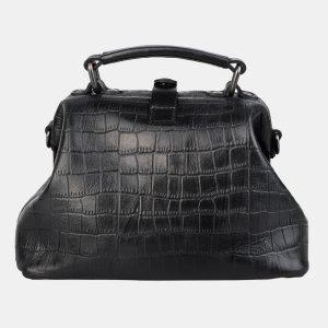 Функциональная черная женская сумка ATS-3165 213372