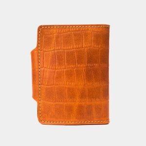 Деловая оранжевая визитница ATS-3176 213347