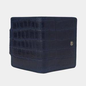 Модная синяя визитница ATS-3178 213336