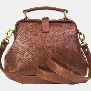 Модная светло-коричневая женская сумка ATS-3205