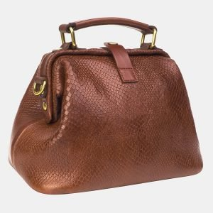 Модная светло-коричневая женская сумка ATS-3205 213290