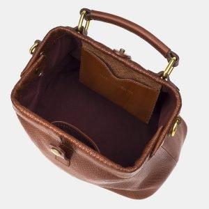 Модная светло-коричневая женская сумка ATS-3205 213292