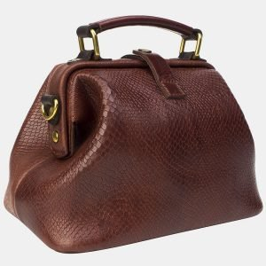 Деловая светло-коричневая женская сумка ATS-3206 213285