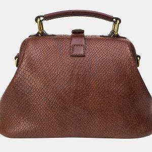 Деловая светло-коричневая женская сумка ATS-3206 213286