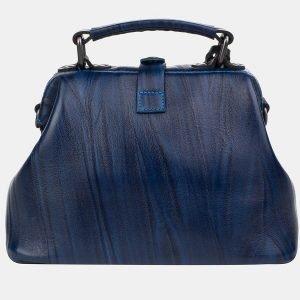 Неповторимая синяя сумка с росписью ATS-3232 213192