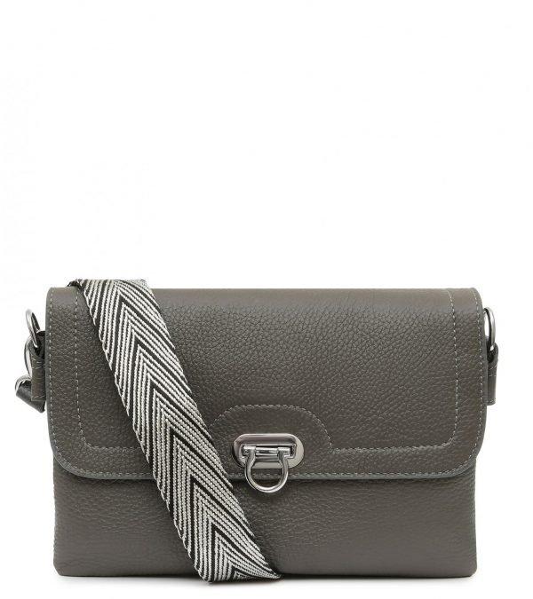 Уникальная серая женская сумка FBR-534