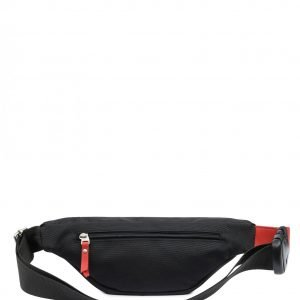 Уникальная черная женская поясная сумка FBR-2527 218917
