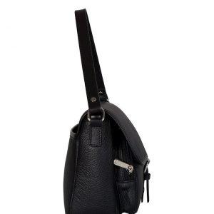 Неповторимая черная женская сумка через плечо FBR-1141 217912