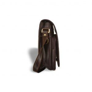 Модная коричневая мужская сумка через плечо BRL-7223