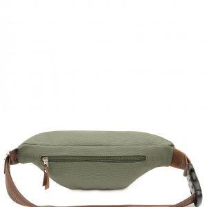 Стильная коричневая женская поясная сумка FBR-2548 218924