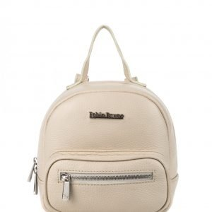 Вместительный бежевый женский рюкзак FBR-1799