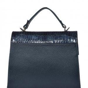 Деловая синяя женская сумка FBR-1969