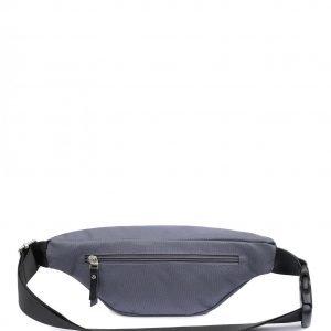 Вместительная серая женская поясная сумка FBR-2496 218881