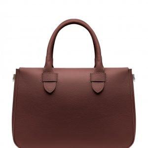 Неповторимая коричневая женская сумка FBR-2676 219099