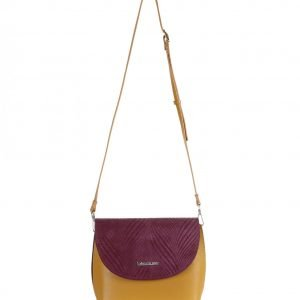 Неповторимая темно-бордовая женская сумка FBR-1906