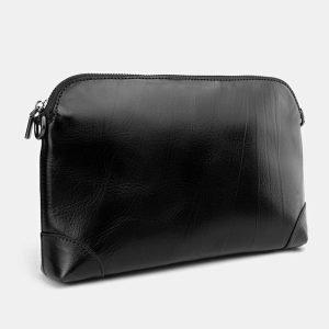 Деловая черная женская сумка ATS-3773 211277