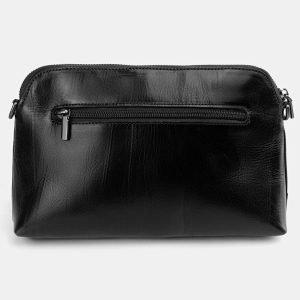 Деловая черная женская сумка ATS-3773 211278